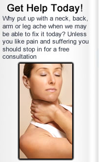 neck ache back pain solutions help